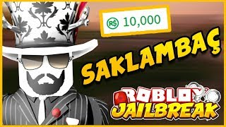 💰🤑 ROBUX AWARD-WINNING HIDE-AND-SEEK PLAYED !! 🤑💰 / Roblox Jailbreak / Roblox English / Melih Brother