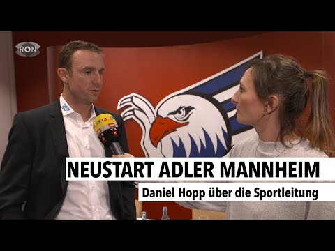 Neustart Adler Mannheim | RON TV |