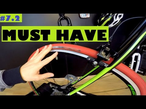 What Accessories You NEED For Indoor Cycling. Turbo Trainer For Beginners.