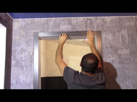 Как сделать обналичку дверного проема