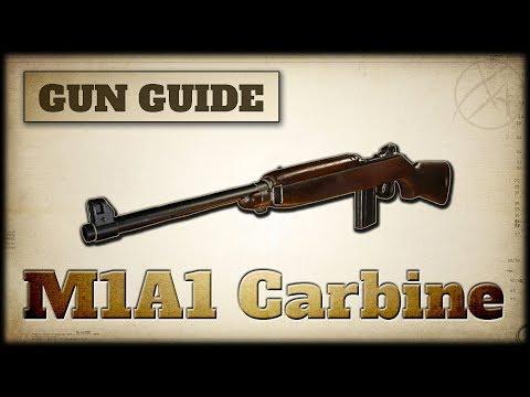 M1A1 Carbine Stats & Best Class Setups   CoD WW2 Gun Guide #17