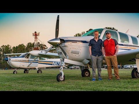BBQ + Bonanzas + Buddies = Flying Fun w/ Matt Guthmiller!