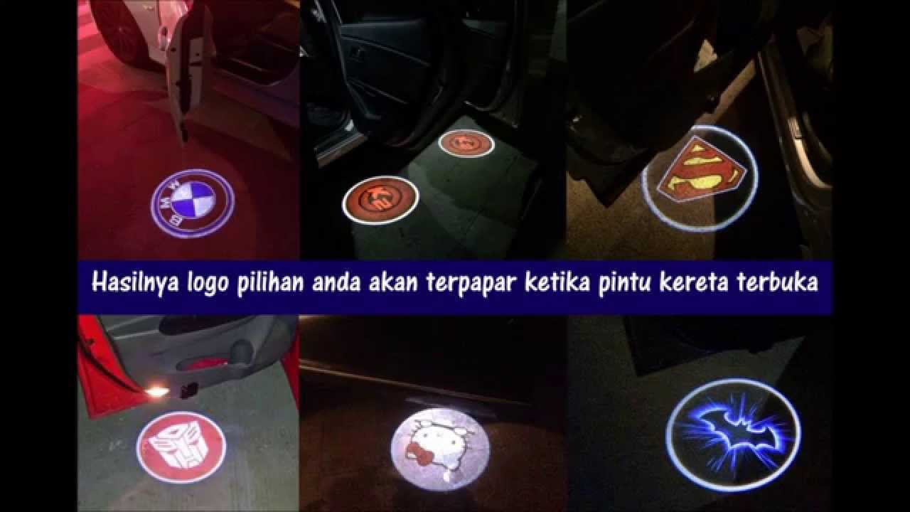 Wireless Led Lights For Car Wire Center Resistor Color Code Learn Basic Electronicscircuit Diagramrepair Door Light Logo Mukmin Niaga Youtube Rh Com Galio Foot Step Sill Plate
