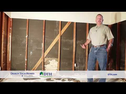 Flooded Home Repair: Before Replacing Sheetrock, DIY | DTH Restoration