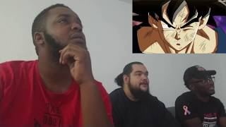 Dragon Ball Super Episode 128 Live Reaction RELENTLESS VEGETA, GOKU DOES WHAT!?