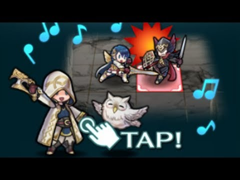 TAP BATTLE: ILLUSORY DUNGEON IS HERE!    Fire Emblem Heroes New Mode!