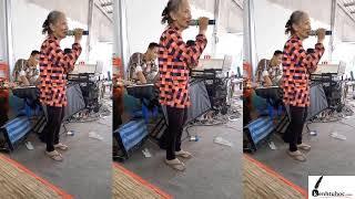 Video các cụ bà hát karaoke, nhảy Disco cười rụng rốn u70, u80