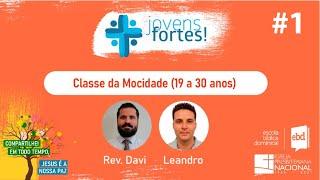 EBD ONLINE - MOCIDADE - Panorama do Novo Testamento - Aula 1 (Leandro Salgado)