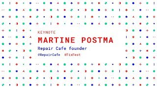 Fixfest - Martine Postma: Sparking a Global Movement (subtitled)