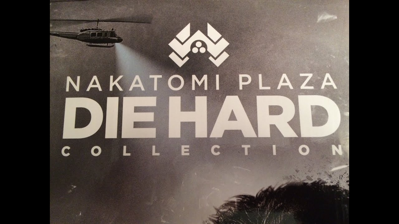 Die Collection die nakatomi plaza collection unboxing