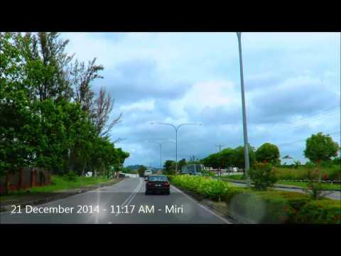 Road Trip Brunei - Miri - Brunei