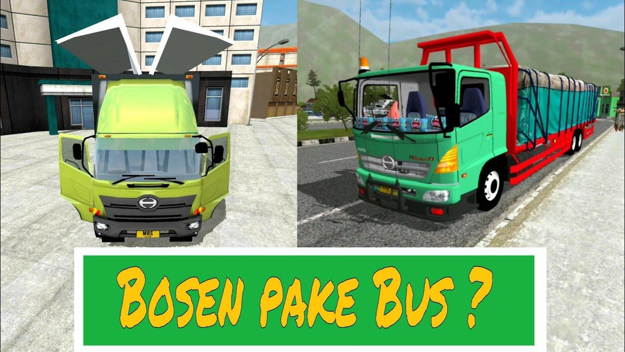 9100 Koleksi Mod Bussid Mobil Hino Gratis Terbaik