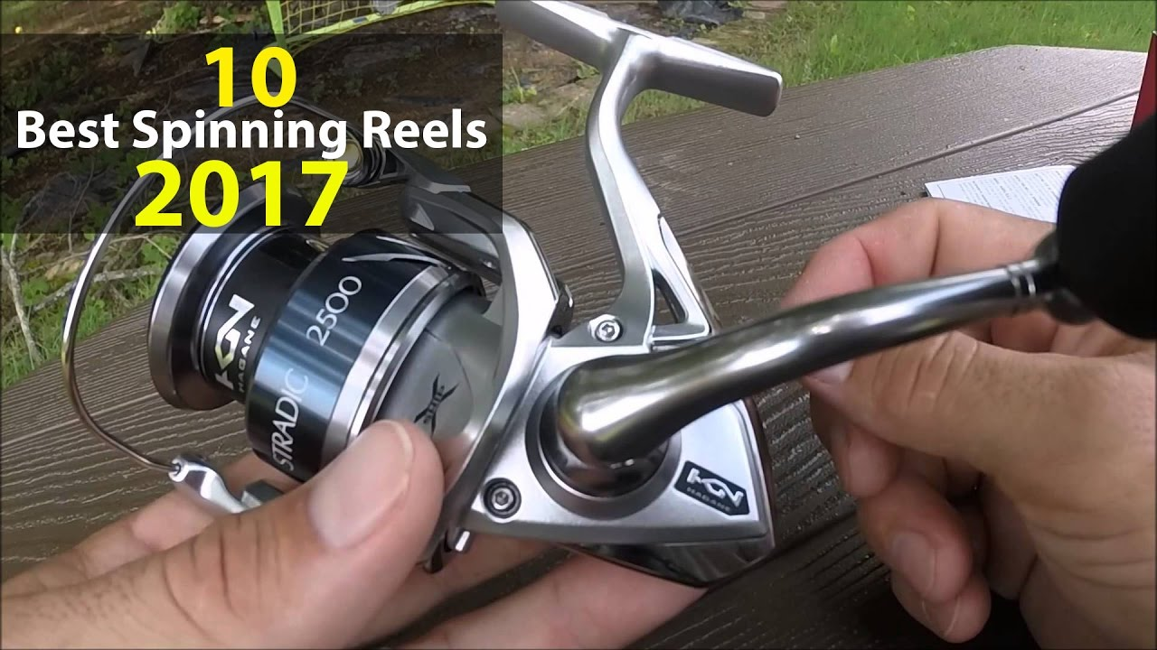 10 best spinning reels 2017 guide reviews 32 hours for Best fishing reels 2017