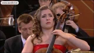 Europa Konzert, Alisa Weilerstein performs Elgar Cello Concerto