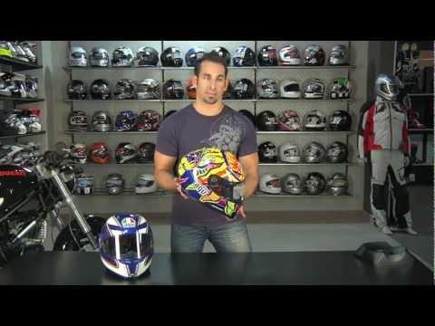 AGV GP Tech Helmet Review at RevZilla.com