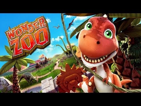 Wonder Zoo : Animal & dinosaur rescue Gameplay HD - For iOS And Android