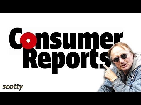 The Truth About Consumer Reports