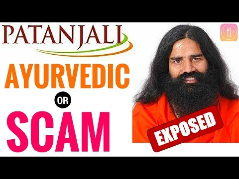 Patanjali Products - AYURVEDIC or SCAM? | 5 Patanjali Products EXPOSED!!!