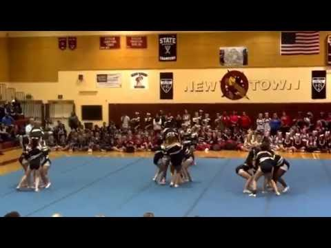 Baltimore County Varsity 3A/4A Fall Cheer Championships - Perry Hall High School 10.25.16