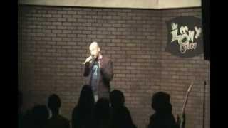 Hilton Price - Loony Bin Comedy Club - Tulsa, OK  - 2012