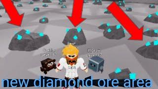 Roblox Pet Mining Simulator Teil 12: neues Diamanterzgebiet