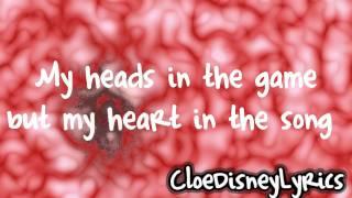 high school musical 1 get cha head in the game lyrics
