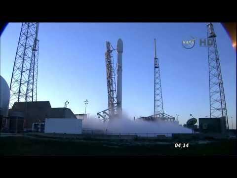 SpaceX DSCOVR Launch Feb. 11th, 2015