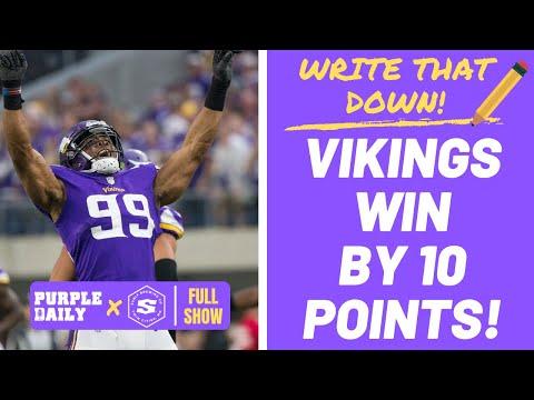 Minnesota Vikings vs. Cincinnati Bengals Week 1 predictions
