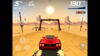 Horizon Chase Death Valley Unlock New Car