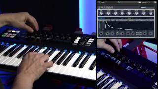 Vídeo tutorial de Komplete Kontrol Series