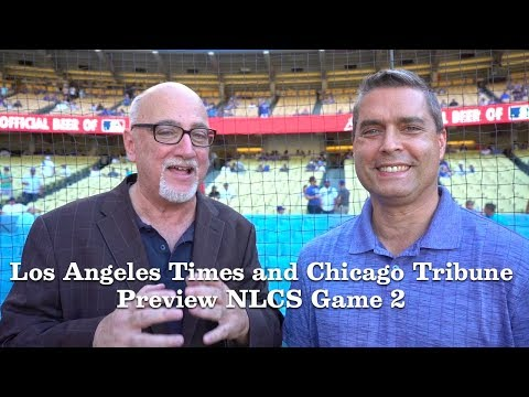 L.A. Times vs. Chicago Tribune round 2: All eyes are on the pitchers | Los Angeles Times