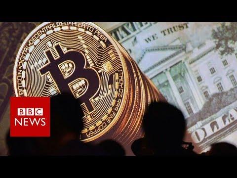 Bitcoin: Charting A Crazy 2017 - BBC News