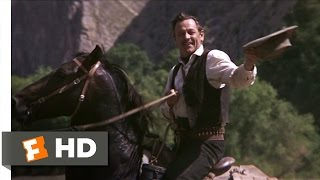 The Wild Bunch (6/10) Movie CLIP - The Bridge (1969) HD