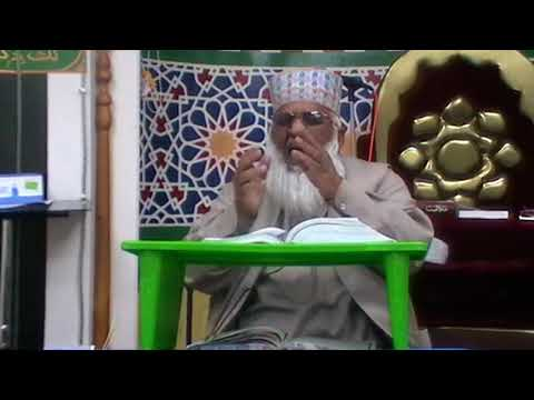 darse quaran by Syed Muhammad Farooq shah Sialvi 28 Sept 2017