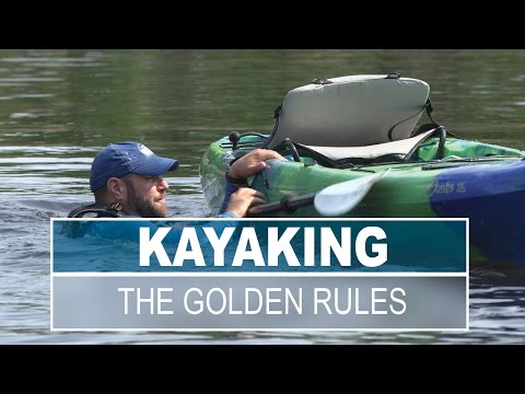 Golden Rules of Kayaking for Beginners