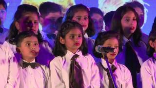 EISN Annual Day 2015-16 Welcome Song