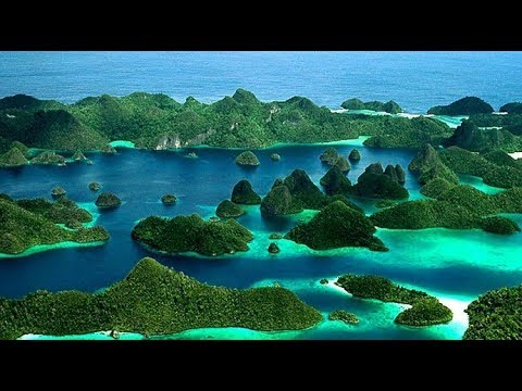 raja ampat indonesia amazing place