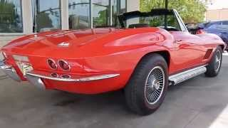 1967 Chevy Corvette Convertible 427 435HP