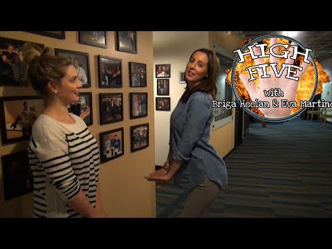 Briga Heelan & Eva Martino  Loveline High Five