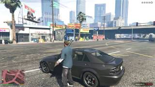 GTA 5 Epic Police Fight - GTA 5 online | Grand Theft Auto V