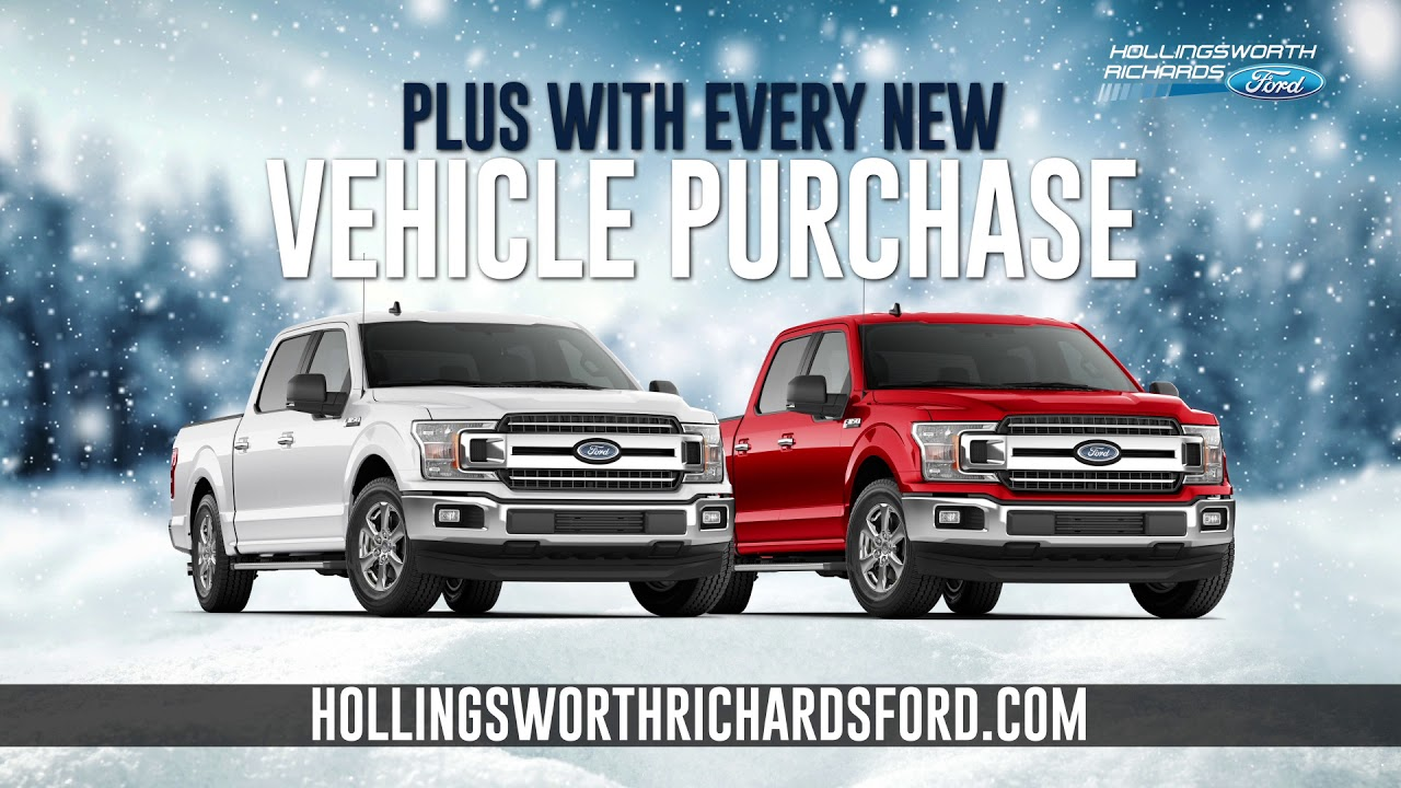 Hollingsworth Richards Ford >> Our Built For The Holidays Sales Event Is Going On Now Hollingsworth Richards Ford