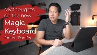 It's a lifestyle choice – iPad Pro + Magic Keyboard Review