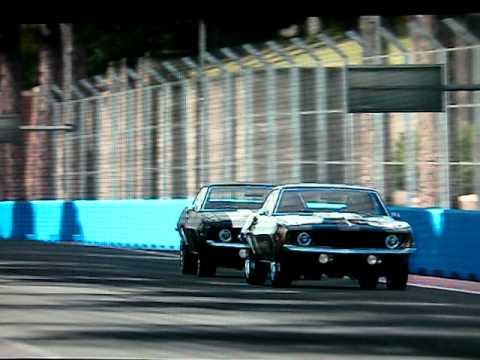 GT5rs vintage racing session Camaro Z28 sur Rome