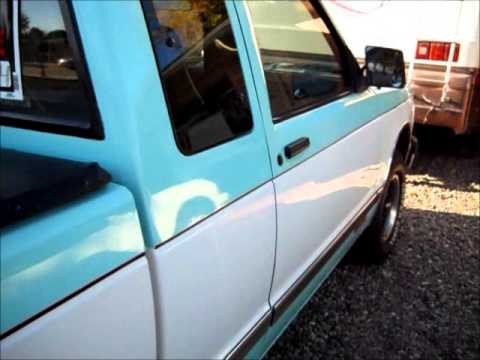 Chevy S10 Extended Cab For Sale