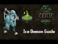 OSRS Raid Guides - Ice Demon
