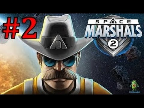 Space Marshals 2 Gameplay iOS / Android HD - #2