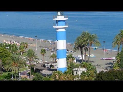 Torre del Mar, Costa del Sol, Andalucía, Spanien