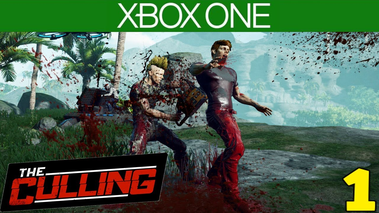 THE CULLING XBOX ONE   BRAND NEW PVP SURVIVAL GAME  HUNGER GAMES   1     THE CULLING XBOX ONE   BRAND NEW PVP SURVIVAL GAME  HUNGER GAMES   1
