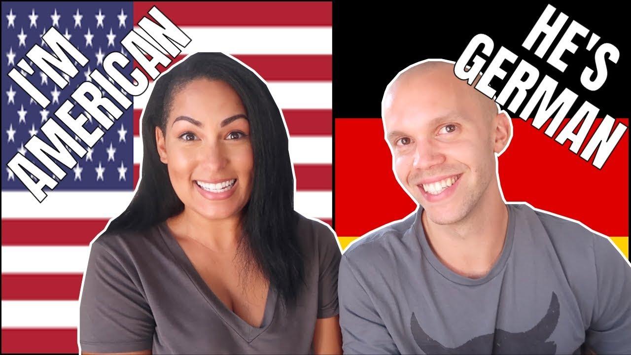 Dating german men