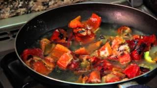 Cómo preparar una deliciosa salsa con morrones